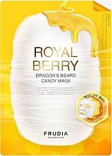 Духи, Парфюмерия, косметика Тающая маска для лица - Frudia Royal Berry Dragon's Beard Candy Mask