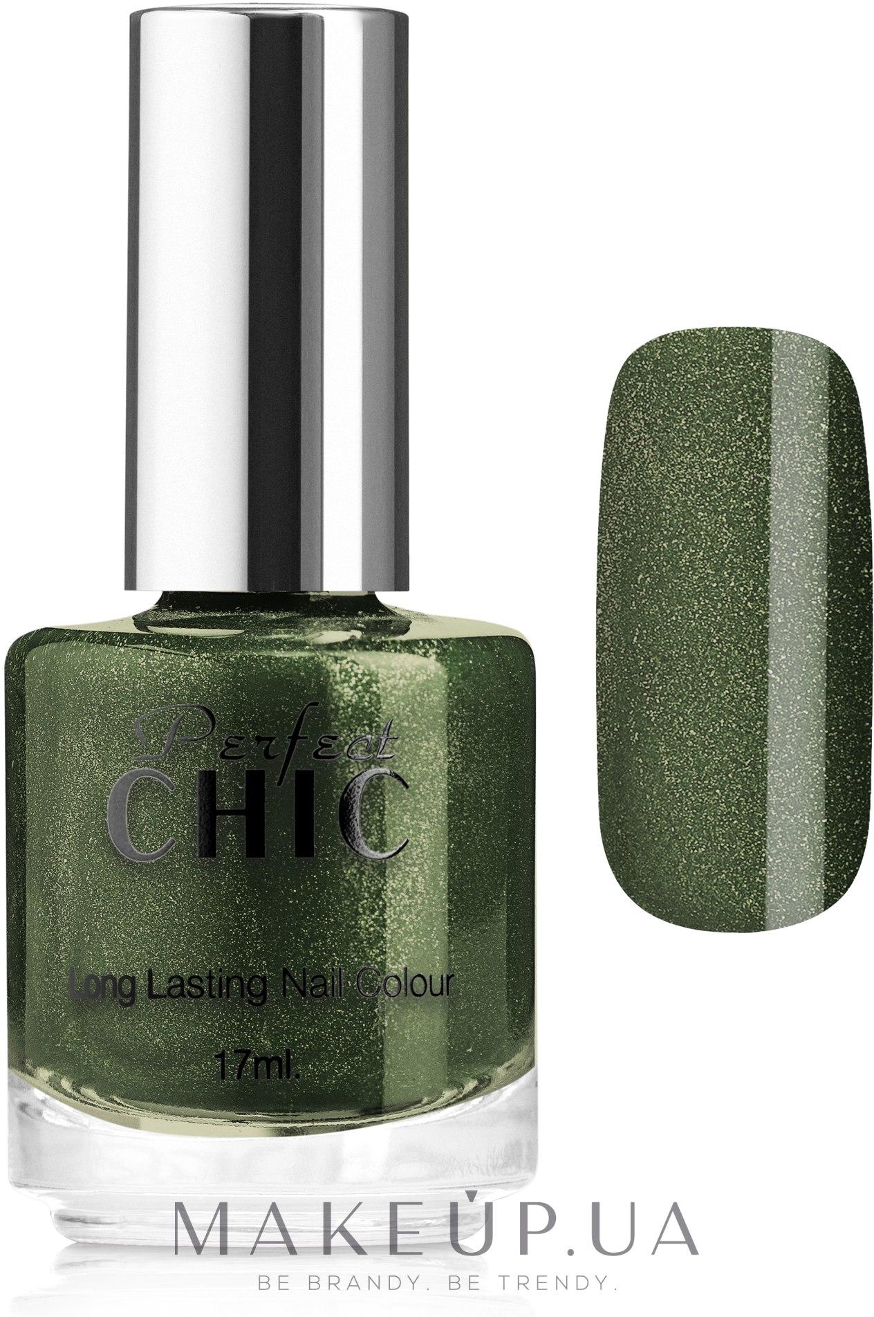 Лак для нігтів - Chic Perfect Metallix Long Lasting Nail Colour — фото 905