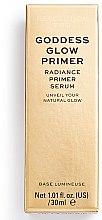 Духи, Парфюмерия, косметика Праймер для лица - Revolution Pro Goddess Glow Primer Radiance Primer Serum