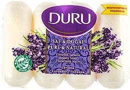 """Духи, Парфюмерия, косметика Мыло """"Лаванда"""" - Duru Pure & Natural Soap"""