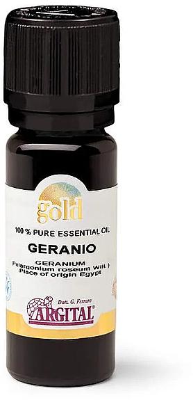 100% Чистое эфирное масло герани - Argital Gold 100% Pure Essential Oil