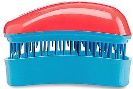 Духи, Парфюмерия, косметика Щетка для волос - Dessata Mini Coral-Turquoise