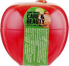 """Крем для рук """"Яблоко с корицей"""" - Naomi Care&Beauty — фото N1"""