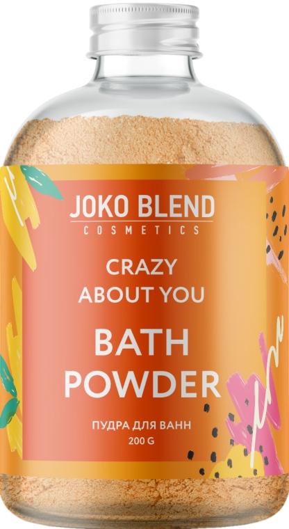 Бурлящая пудра для ванны - Joko Blend Crazy About You