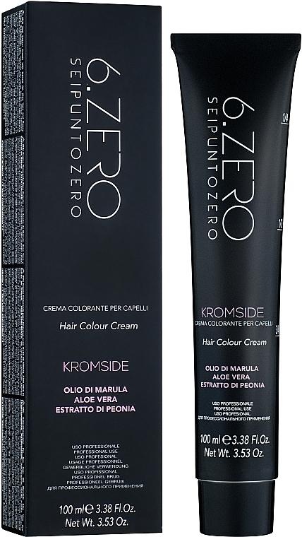 Крем-краска для волос - Seipuntozero Kromside