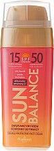 """Духи, Парфюмерия, косметика Защитный крем для лица """"Двойная защита"""" - Farmona Sun Balance Cream SPF50"""