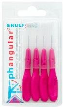 Духи, Парфюмерия, косметика Щетки для межзубных промежутков, 0.4 мм - Ekulf Ph Angular