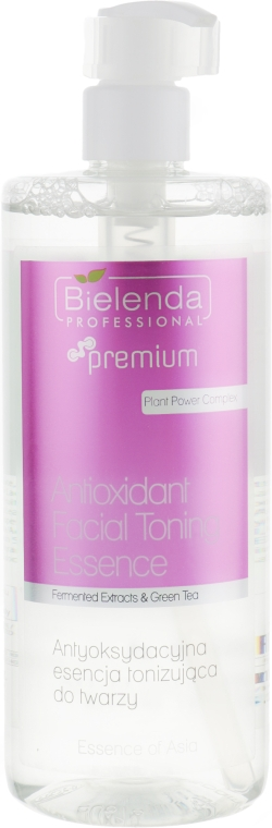 Антиоксидантная тонизирующая эссенция для лица - Bielenda Professional Essence of Asia Tonic
