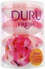 """Духи, Парфюмерия, косметика Туалетное мыло """"Цветочная свежесть"""" - Duru Fresh Soap"""