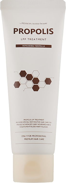 "Маска для волос ""Прополис"" - Institut-Beaute Propolis LPP Treatment"