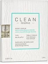 Духи, Парфюмерия, косметика Clean Warm Cotton Reserve Blend - Парфюмированная вода (пробник)