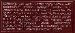 Поживний відновлюючий лосьйон з Аргановою олією та Кератином - Echosline Seliar  — фото N4