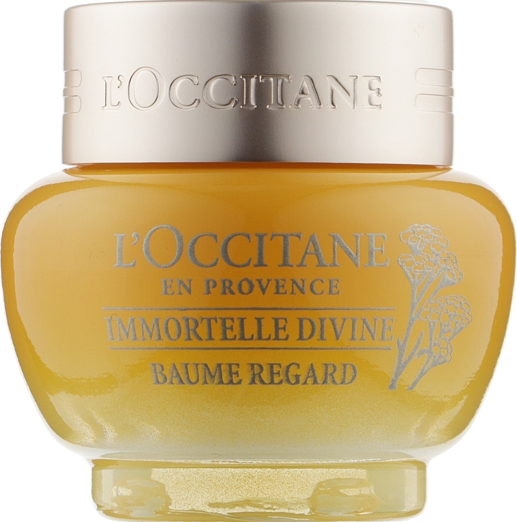 Омолаживающий бальзам для век - L'Occitane Immortelle Divine Eye Balm