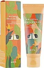 Духи, Парфюмерия, косметика Крем для лица со слизью улитки - Skin79 Natural Snail Mucus Cream