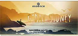Палетка теней для век - Essence G'Day Sydney Eyeshadow Palette — фото N1