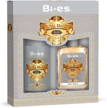 Парфумерія, косметика Bi-Es Royal Brand Light - Набір (afsh/100ml + deo/150ml)
