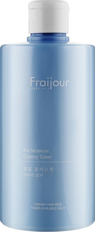 Увлажняющий тонер для лица - Fraijour Pro-Moisture Creamy Toner