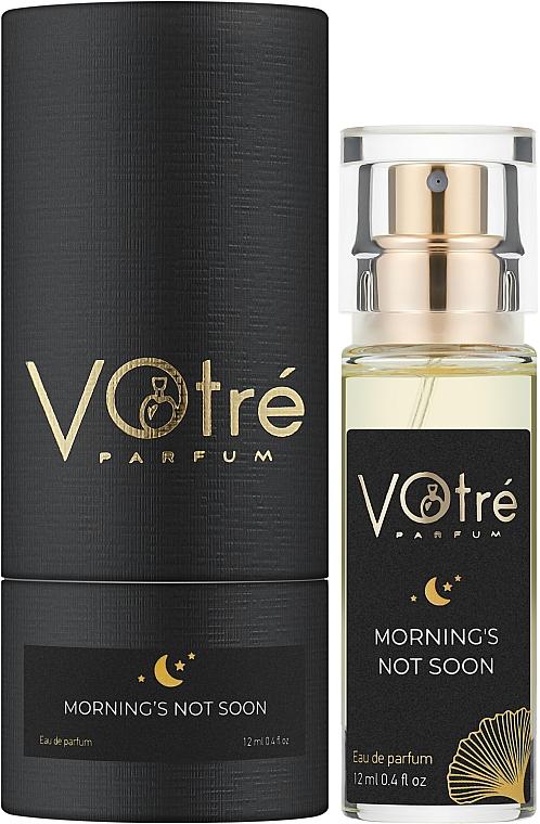 Votre Parfum Morning's Not Soon - Парфюмированная вода (мини)