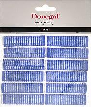 Духи, Парфюмерия, косметика Бигуди с липучкой, 15 мм, 12 шт - Donegal Hair Curlers