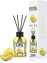 "Парфумерія, косметика Аромадифузор ""Диня"" - Eyfel Perfume Reed Diffuser Melon"