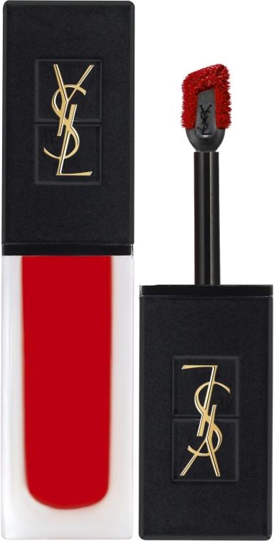 Матовая помада-татуаж для губ - Yves Saint Laurent Tatouage Couture Velvet Cream