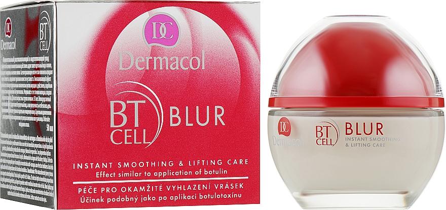 Дневной крем для лица - Dermacol BT Cell Blur Instant Smoothing & Lifting Care