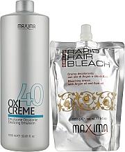 Духи, Парфюмерия, косметика Набор - Maxima Vital Hair 40 VOL (h/emul/1000ml + h/bleach/500g)