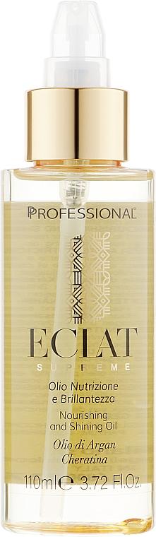 Масло питательное для волос - Professional Eclat Supreme