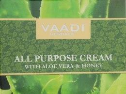 Духи, Парфюмерия, косметика Универсальный крем с алоэ вера и манжиштой - Vaadi Herbals All Purpose Cream