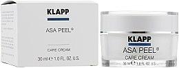 Духи, Парфюмерия, косметика Крем-пилинг для лица - Klapp ASA Peel Cream АСА
