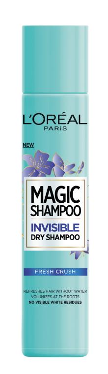 """Сухой шампунь для волос """"Взрыв свежести"""" - L'Oreal Paris Magic Shampoo"""