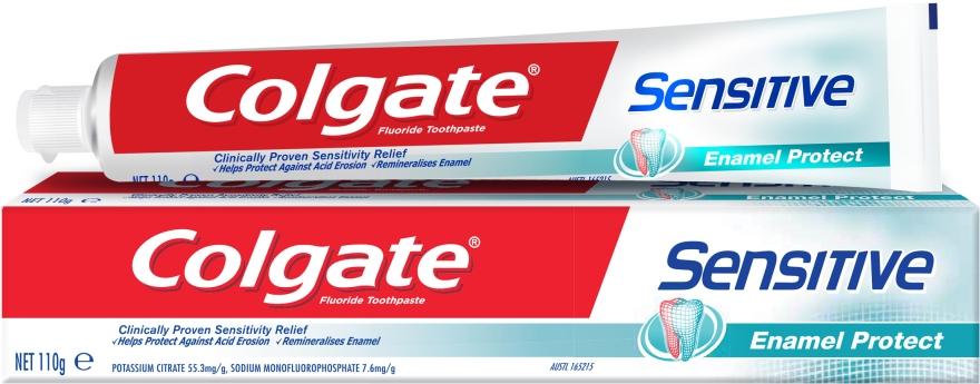 "Зубная паста ""Защита эмали"" - Colgate Sensitive Enamel Protect Toothpaste"