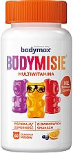 Духи, Парфюмерия, косметика Пищевая добавка, желе со вкусом мультивитамина - Orkla Bodymax Bodymisie Jellies For Children Multivitamin
