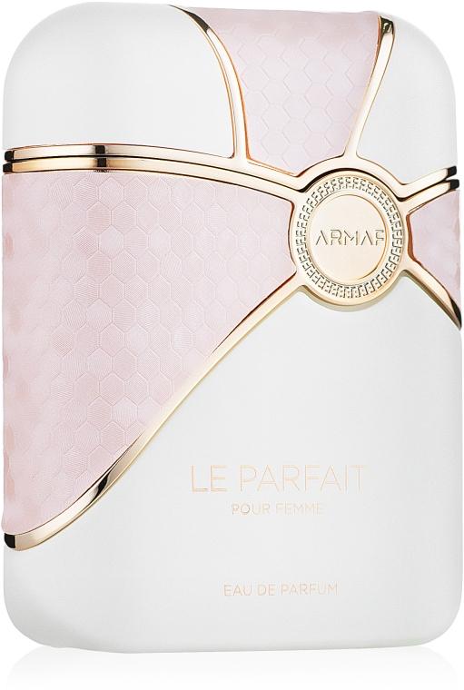 Armaf Le Parfait Pour Femme - Парфюмированная вода