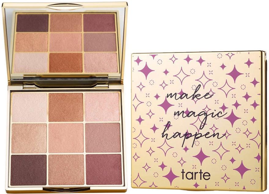 Палетка теней для век - Tarte Cosmetics Limited Edition Make Magic Happen Eyeshadow Palette