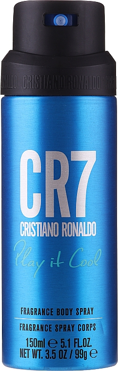 Cristiano Ronaldo CR7 Play It Cool - Дезодорант-спрей