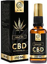 Духи, Парфюмерия, косметика Натуральное конопляное масло Bio CBD 250mg - Dr. T&J Bio Oil