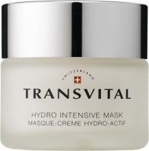 Духи, Парфюмерия, косметика Маска интенсивная увлажняющая для лица - Transvital Hydro Intensive Mask