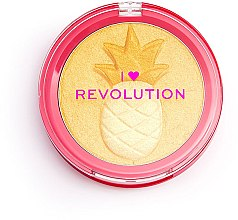 Духи, Парфюмерия, косметика Хайлайтер - I Heart Revolution Fruity Highlighter Pineapple
