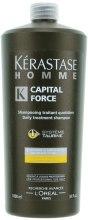 Духи, Парфюмерия, косметика Энергетический шампунь - Kerastase Homme Capital Force Daily Treatment Shampoo Vita-Energising Effect