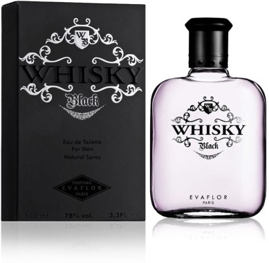 Evaflor Whisky Black - Туалетная вода