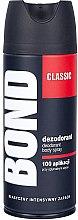 Духи, Парфюмерия, косметика Дезодорант-спрей Classic - Bond Expert Deodorant Body Spray