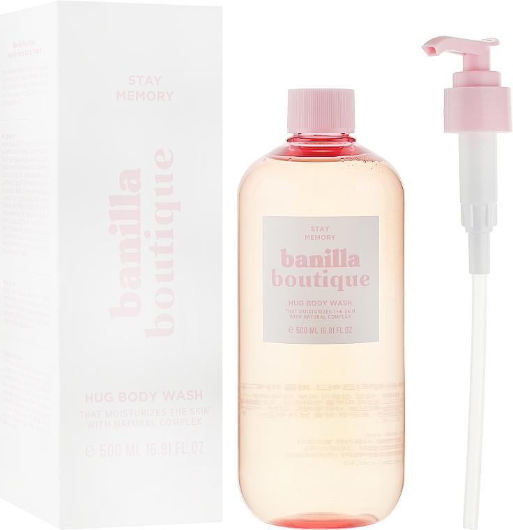 Мягкий гель для душа - Manyo Factory Hug Perfume Body Wash