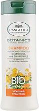 Духи, Парфюмерия, косметика Восстанавливающий шампунь для ослабленных волос - L'Angelica Botanics Shampoo Weak Hair