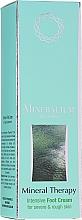 Духи, Парфюмерия, косметика Крем для ног - Mineralium Dead Sea Mineral Therapy Intensive Foot Cream For Severe & Rough Skin