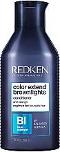 Духи, Парфюмерия, косметика Кондиционер для нейтрализации нежелательных тонов натуральных или окрашенных волос оттенков брюнет - Redken Color Extend Brownlights Conditioner