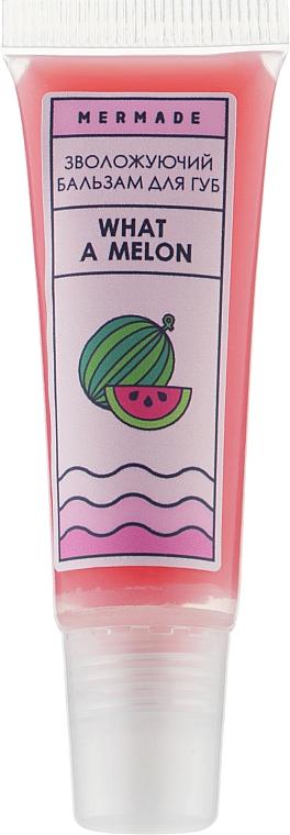 Увлажняющий бальзам для губ - Mermade What A Melon SPF 6