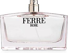 Gianfranco Ferre Ferre Rose - Туалетная вода (тестер без крышечки) — фото N1