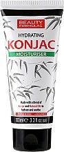 Духи, Парфюмерия, косметика Крем для лица, увлажняющий - Beauty Formulas Konjac Hydration Moisturiser