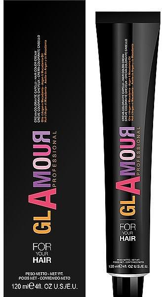 УЦЕНКА Стойкая крем-краска для волос - Erreelle Italia Glamour Professional *